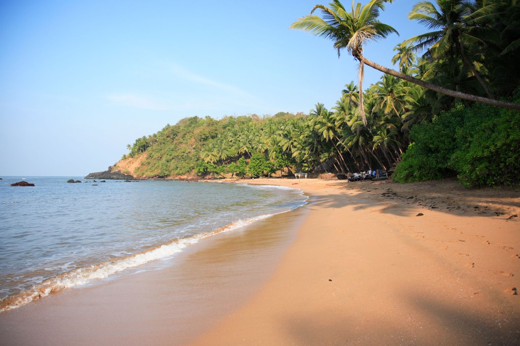 Popular Beaches in Goa