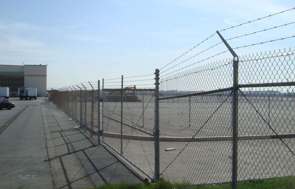 Razor Wire Fencing: A Real High Security Facility