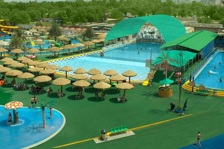 holiday vacation to gurgaon