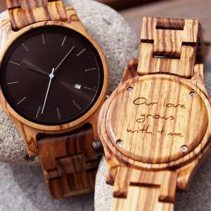 Reasons Why Wooden Watches For Women Are Best Fashion Accessories