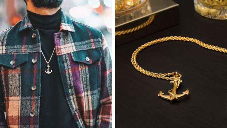 Top 5 Styles Of Men's Necklace