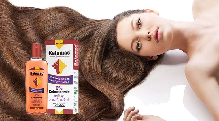 BEST MEDICATED SHAMPOO – KETOMAC