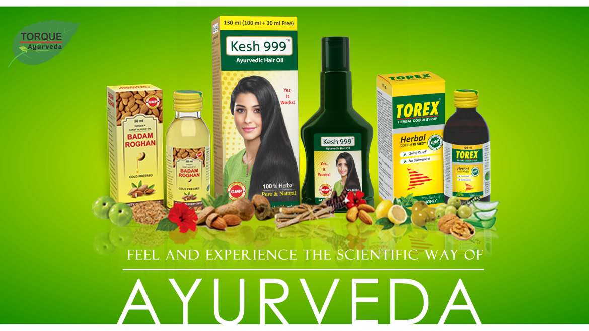 How Ayurveda has a positive impact on your daily day to day lives