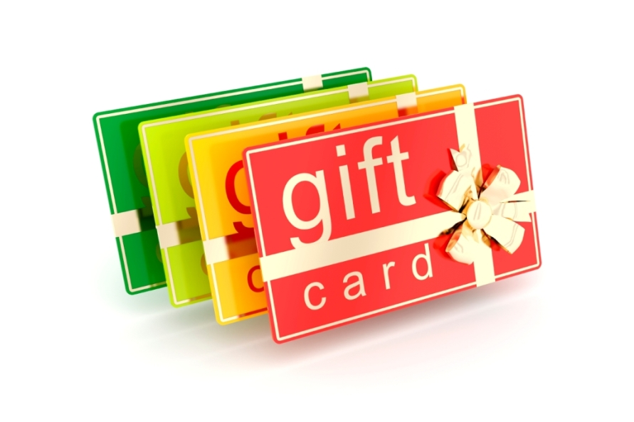 Gift Cards- Changing The Shopping Scenario