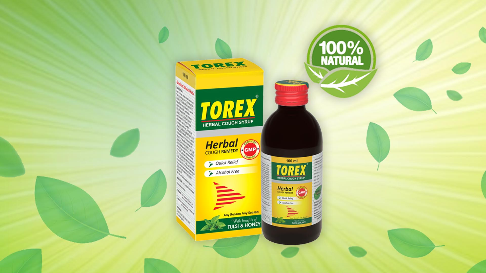 torex cough syrup benefits