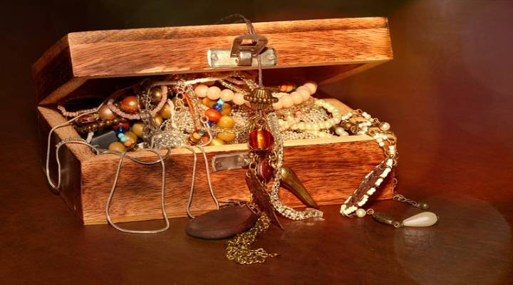 second hand jewellery