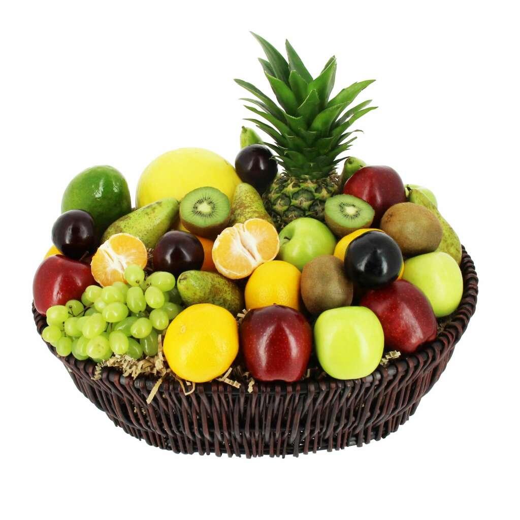 fruit basket gifts UK