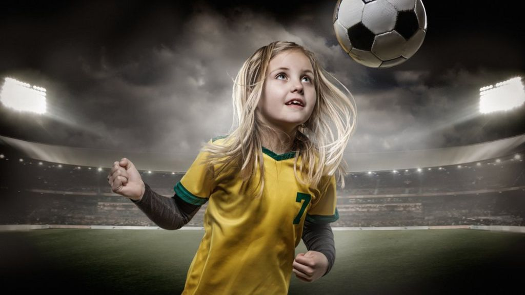 Football by Children