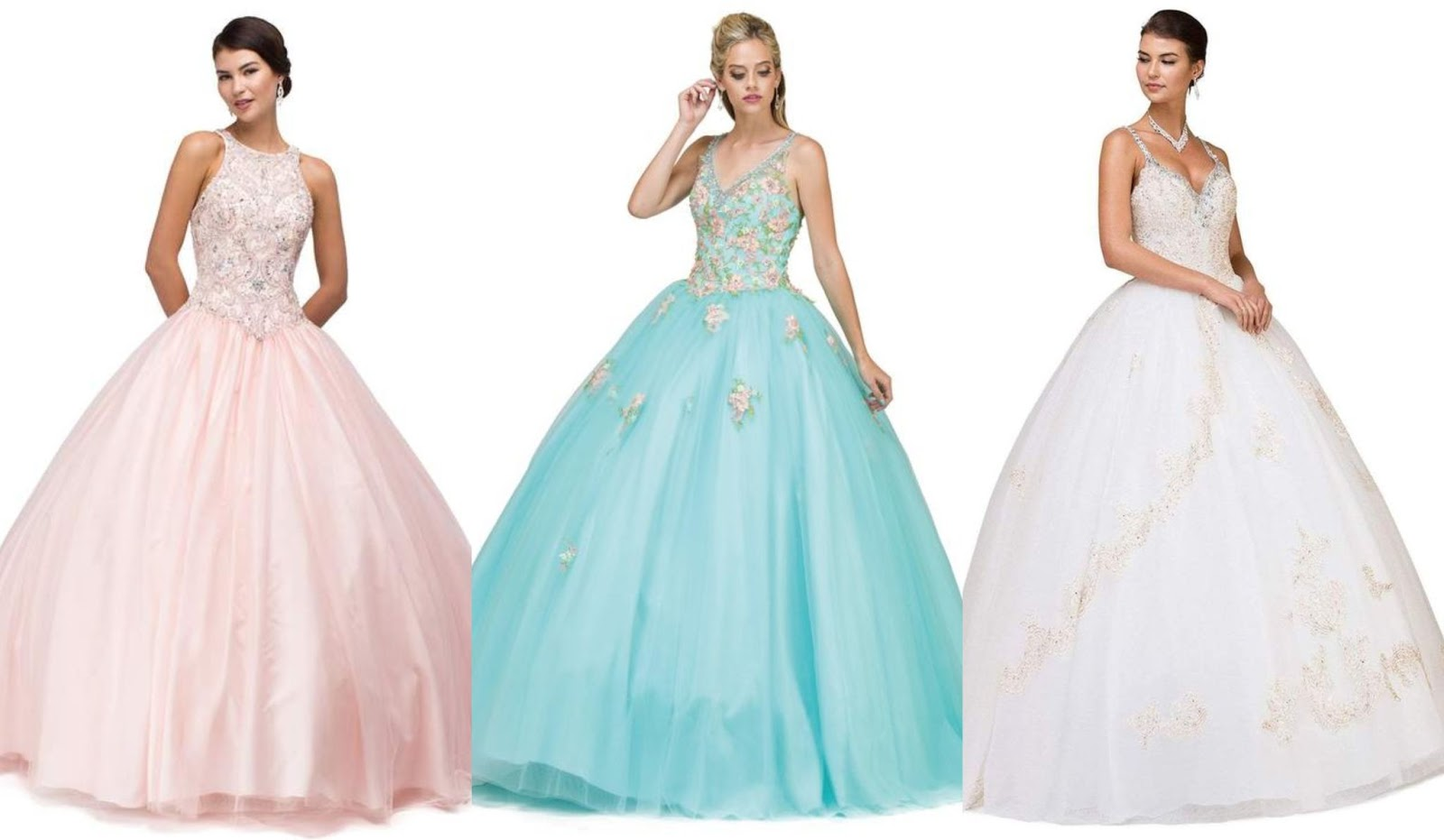The Best Quinceanera Dresses According To Your Skin Tone
