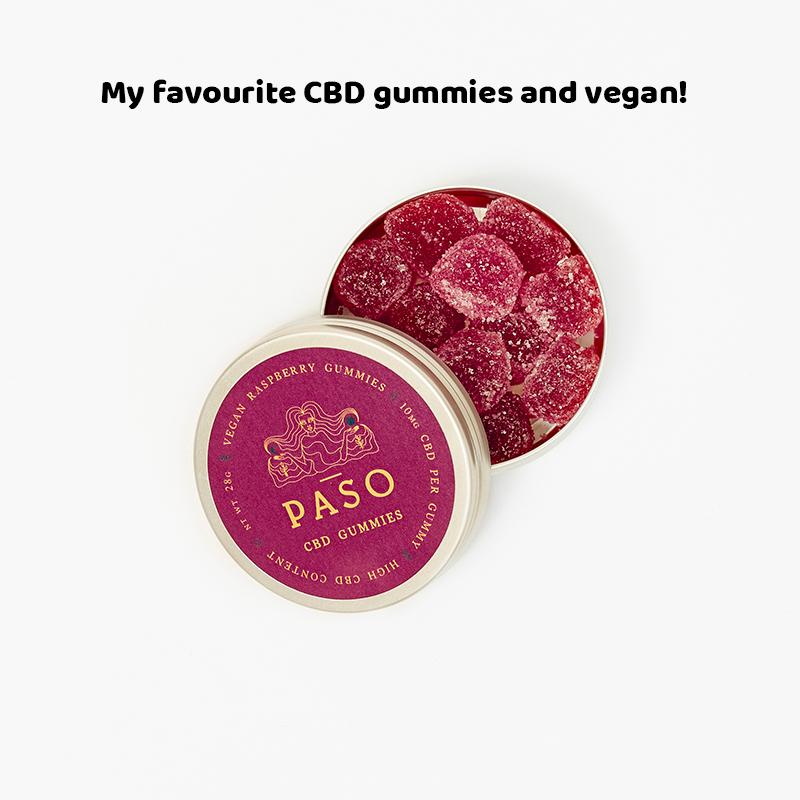 CBD Gummies but Vegan - Still Delicious and More Nutritious!