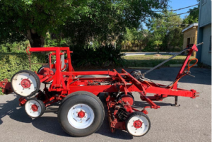used turf equipment
