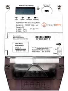 energy meter manufacturers in India