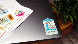 Sticker Label Materials